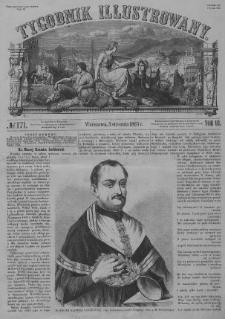 Tygodnik Illustrowany 1863, Nr 171 - 196. Tom VII
