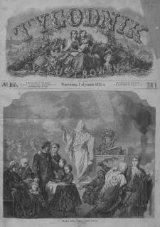 Tygodnik Illustrowany 1870, Nr 104-130. Tom V. Seria 2