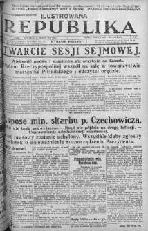 Ilustrowana Republika 14 listopad 1926 nr 315