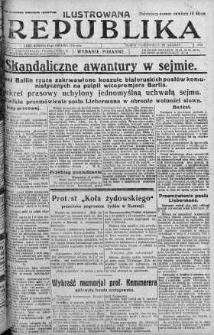 Ilustrowana Republika 11 grudzień 1926 nr 342