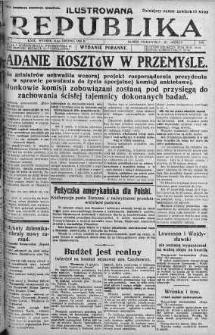 Ilustrowana Republika 14 grudzień 1926 nr 345