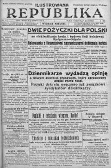 Ilustrowana Republika 29 grudzień 1926 nr 358