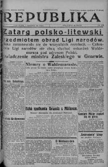 Ilustrowana Republika 7 wrzesień 1928 nr 248