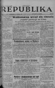 Ilustrowana Republika 10 wrzesień 1928 nr 251