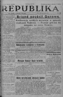 Ilustrowana Republika 14 wrzesień 1928 nr 255