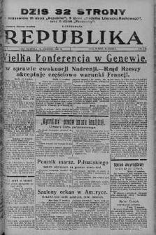 Ilustrowana Republika 16 wrzesień 1928 nr 257