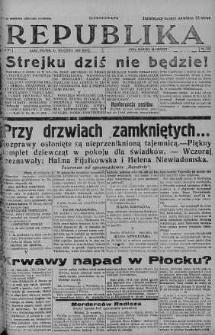 Ilustrowana Republika 21 wrzesień 1928 nr 262