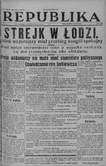 Ilustrowana Republika 16 październik 1928 nr 286