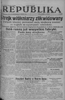 Ilustrowana Republika 22 październik 1928 nr 292
