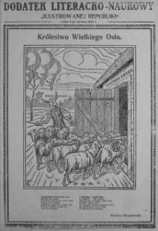 Dodatek Literacko-Naukowy 5 czerwiec 1927