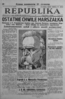Ilustrowana Republika 14 maj 1935 nr 131