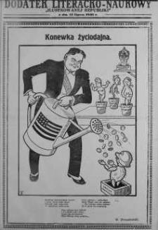 Dodatek Literacko-Naukowy 12 lipiec 1931