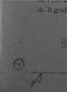 Sprawozdanie. Towarzystwo Kolei Elektrycznej Łódzkiej 1923