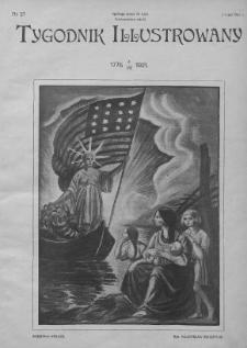 Tygodnik Ilustrowany 1921 (Nr 27 - 39)