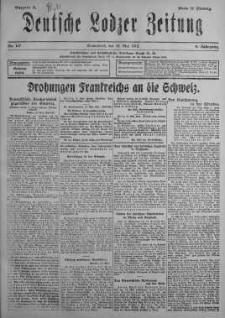 Deutsche Lodzer Zeitung 18 maj 1918 nr 137