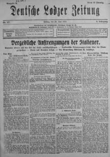 Deutsche Lodzer Zeitung 28 czerwiec 1918 nr 177