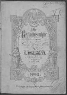 Die Regimentstochter. Komische Oper in 2 Akten... Vol. 1.