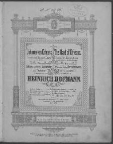 Johanna von Orleans : Scenen nach Schiller's Drama.
