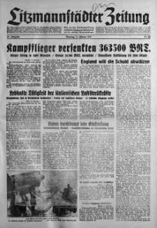 Litzmannstaedter Zeitung 11 luty 1941 nr 42