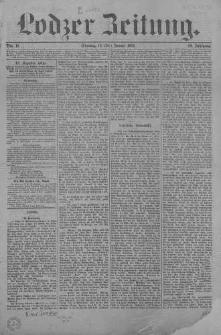 Lodzer Zeitung 1892, nr 18,45,107,126,128,204; Jg 29