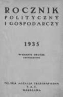 Rocznik Polityczny i Gospodarczy 1935