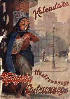 Kalendarz Ilustrowanego Kuryera Codziennego na rok 1929
