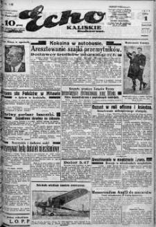 Echo Kaliskie Ilustrowane. Rok 1934, R. II, nr 30-57