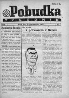 Pobudka 21 październik 1945 nr 4