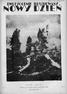 Nowy Dzień : dwutygodnik ilustrowany 1 grudzień 1937 nr 30