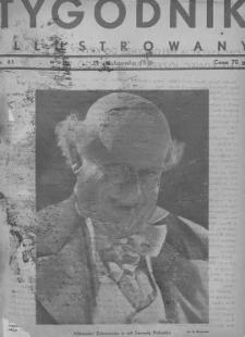 Tygodnik Ilustrowany 1936 (Nr 41 - 52)