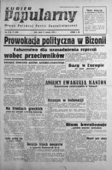 Kurier Popularny. Organ Polskiej Partii Socjalistycznej 1948, nr 17