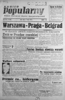 Kurier Popularny. Organ Polskiej Partii Socjalistycznej 1948, nr 47