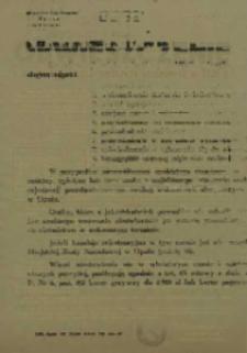 Obwieszczenie o drugiej rejestracji mężczyzn urodzonych w 1936 r.