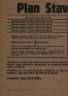 Ogłoszenie. 30 września 1946 r.