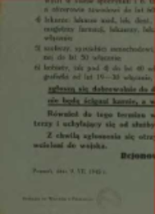 Zarządzenie Nr 8/59 Prezydium Wojewódzkiej Rady Narodowej w Opolu z dnia 20 lutego 1959 r. w sprawie ochrony drzew i krzewów owocowych przed chorobami i szkodnikami