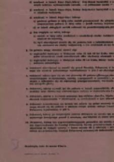 Obwieszczenie o poborze głównym w 1964 roku