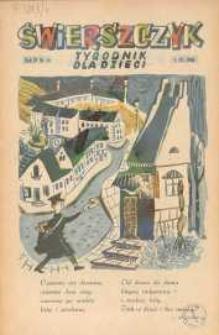Świerszczyk: Tygodnik dla dzieci 1948, Nr 10