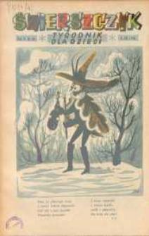 Świerszczyk: Tygodnik dla dzieci 1948, Nr 49