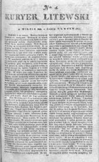 Kuryer Litewski 1811 II, No 26