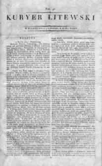 Kuryer Litewski 1812 IV, No 90