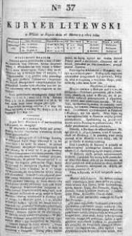Kuryer Litewski 1820 I, No 37
