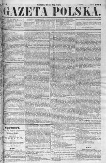 Gazeta Polska 1862 II, No 117