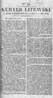 Kuryer Litewski 1831 II, No 64