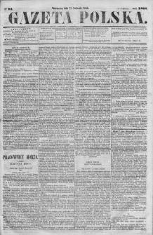 Gazeta Polska 1866 II, No 93
