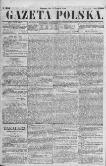 Gazeta Polska 1866 IV, No 256