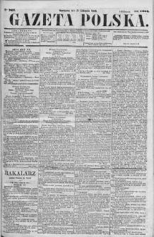 Gazeta Polska 1866 IV, No 262