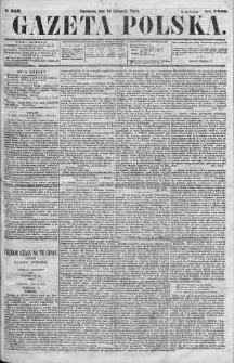 Gazeta Polska 1866 IV, No 269