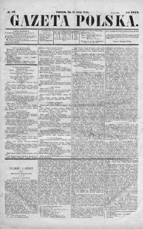 Gazeta Polska 1868 I, No 46