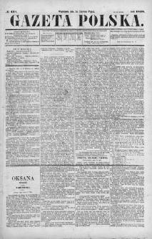 Gazeta Polska 1868 II, No 139