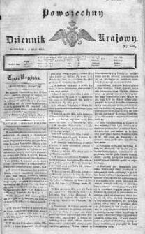 Powszechny Dziennik Krajowy 1830 II, Nr 136